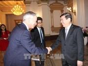 Ho Chi Minh-Ville accueille le ministre irlandais de l'Education