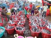 ICFO soutient les coopératives de pêche et pêcheurs du Centre