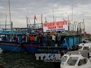 Rapatriement des pêcheurs vietnamiens arrêtés aux Philippines