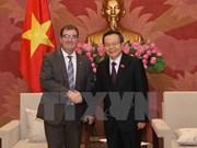Le Vietnam et le Canada renforcent leurs liens législatifs