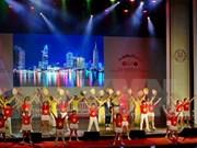 Plus de 4 millions de visiteurs au Festival mondial des cultures Ho Chi Minh-Ville – Gyeongju 2017