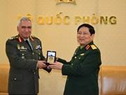 Le Vietnam et l'UE renforcent leur coopération dans la défense