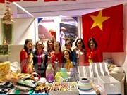 Charité : le Vietnam participe à la foire Bazaar en Ukraine
