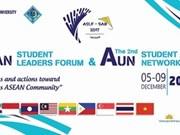 Etudiants : action pour une communauté de l'ASEAN prospère