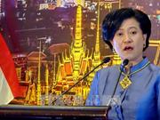 Célébration du 90e anniversaire de la Fête nationale de Thaïlande à Hô Chi Minh-Ville