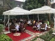 Les produits cosmétiques marocains au menu de la rencontre entre époux(ses) d'ambassadeurs