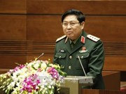 Le ministre vietnamien de la Défense accueille le nouvel ambassadeur américain