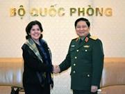 La coopération dans la défense contribue à consolider les liens Vietnam-Cuba