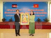 Vietnam-Cambodge : partage d'expériences en matière de gestion des activités religieuses