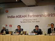 L'Inde souhaite intensifier ses relations avec l'ASEAN