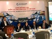 La Banque mondiale prévoit une croissance de 6,7% pour le Vietnam