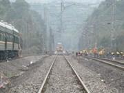 La Chine construit une ligne de chemin de fer à grande vitesse vers l'ASEAN