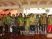 Rencontre avec des pêcheurs vietnamiens détenus en Indonésie