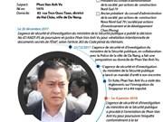 La procédure d'arrestation de Phan Van Anh Vu