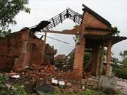 Typhon Damrey : le PNUD finance la construction de 300 maisons aux sinistrés au Centre
