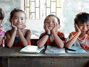 Plus 16,4 milliards de dongs en faveur des élèves démunis de provinces du Centre