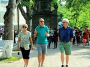 Hanoï table sur 5,5 millions de touristes étrangers en 2018