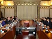 Hô Chi Minh-Ville renforce la coopération avec EuroCham