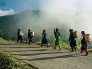 Découverte de la vie quotidienne sur le haut plateau de Dông Van