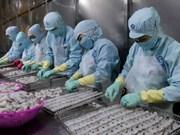 Produits aquatiques : le Vietnam vise neuf milliards de dollars d'exportations en 2018