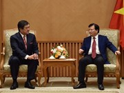 Le Vietnam souhaite des investissements du groupe japonais Mitsui dans les infrastructures