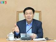 Réunion sur la création du comité de gestion des fonds d'Etat