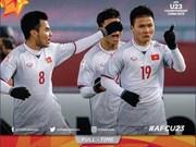 Les médias internationaux dithyrambiques après la victoire du Onze vietnamien U23