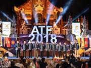 Ouverture du Forum du tourisme de l'ASEAN 2018