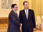 Parti: la Chine veut resserrer les liens avec le Vietnam