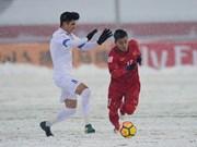 Championnat d'Asie de football U23 : des empreintes inoubliables