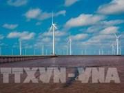 Construction des centrales d'électricité éolienne à Soc Trang et Bac Liêu