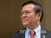 Cambodge : l'ancien président du CNRP reste incarcéré