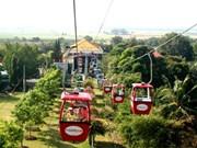 La montagne Ba Den deviendra un site touristique spécial d'ici 2035