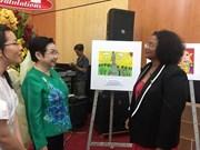 Congrès de l'Association d'amitié Vietnam - Cuba de Ho Chi Minh-Ville