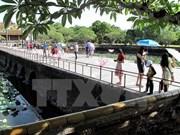 Janvier : le nombre de touristes à Huê et à Phu Quoc en forte croissance