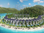 2.100 milliards de dôngs pour la construction de la villégiature Swiss Belresort Nha Trang