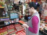 Services et marchandises du Têt placé sous le signe du Chien