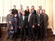 L'ambassadeur vietnamien aux Etats-Unis en visite de travail dans des Etats américains