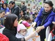 Les visites de dirigeants se multiplient à l'occasion du Tet traditionnel