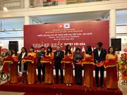 Ouverture de l'exposition sur l'art moderne Vietnam – République de Corée
