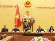 Un vice-président de l'AN rencontre des anciens combattants au front Vi Xuyên