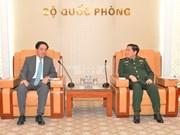 La coopération dans la défense est un pilier des relations Vietnam-Chine