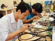 Clôture d'une formation en technologie micro-électromécanique