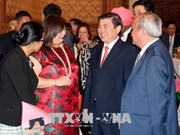Têt : rencontre des organes de représentation étrangers à Hô Chi Minh-Ville