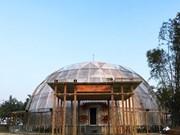 Inauguration du centre de présentation artistique Lune à Hoi An