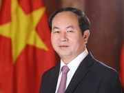 Tran Dai Quang souligne l'importance des liens de défense et de sécurité avec l'Inde