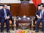 Renforcer la coopération entre le Vietnam et la Colombie
