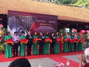 Exposition sur les concours mandarinaux d'antan à Hanoï