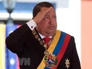 Ouverture d'une exposition de photos sur Hugo Chavez Frias à Hanoï