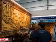 Les gravures sur bois « Bản sắc Việt », quintessence de la xylographie